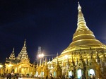The Shwedagon at night