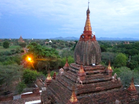 Bagan, thank you for staying so lovely in a country filled with so much strife.