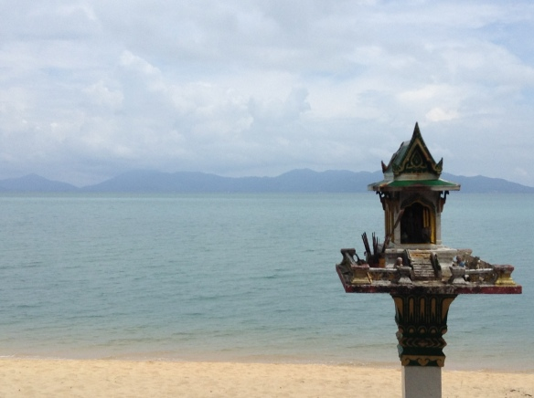 Spirit house Samui