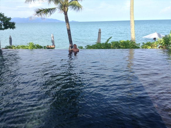 My day of luxury at Saree Samui