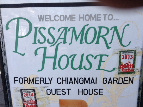 Why would you change from Chiangmai Garden to this?