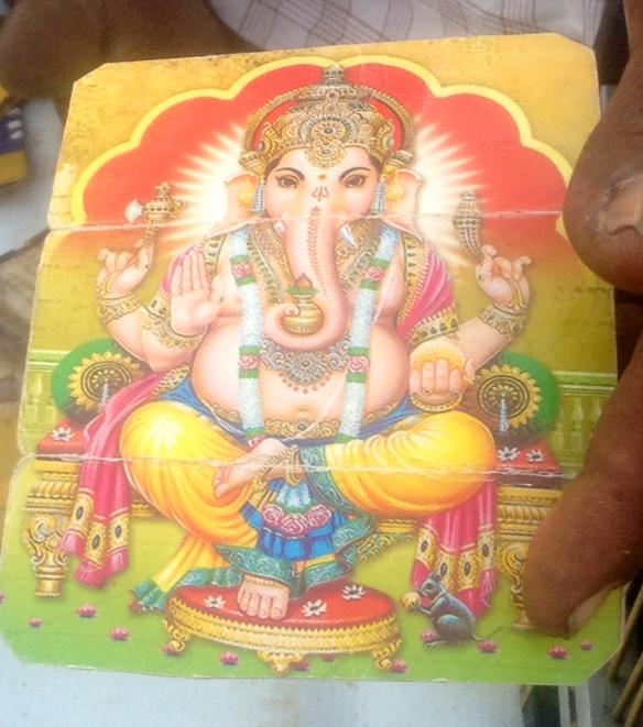 I got Ganesh!