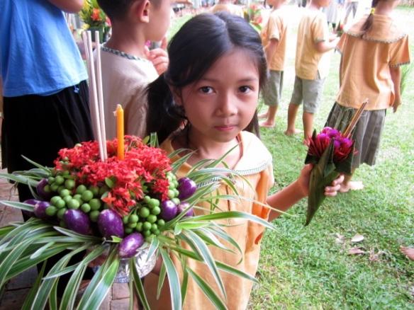 Wai kru flowers