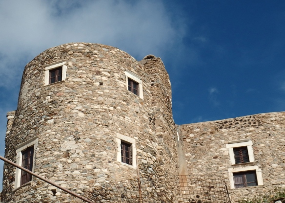 The castle of the Duke of Naxos