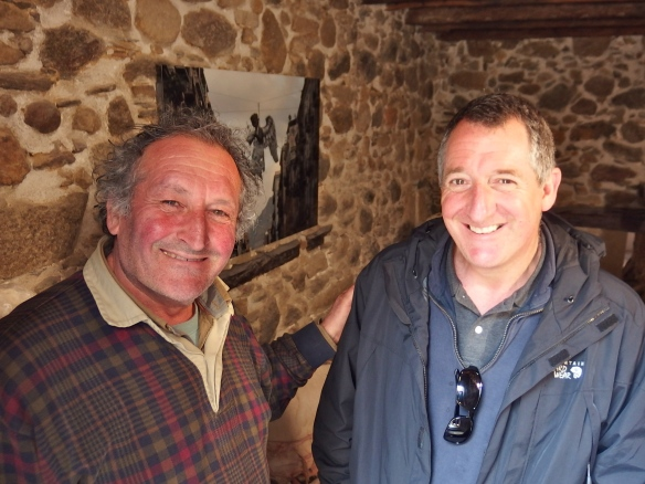 The Duke of Naxos and Jeremy. What a story teller!