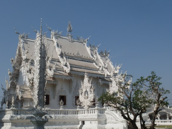 Next stop, the White Temple