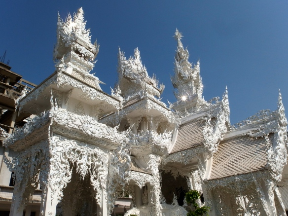 See you later sparkly White Temple