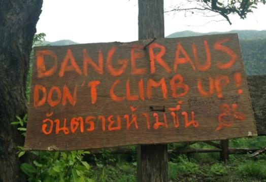 Dangeraus - warning or reggae band?