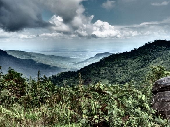 Mountainous Doi Inthanon