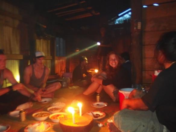 Indigenous Karen homestay